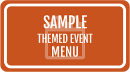 Themed Event Menu PDF Image