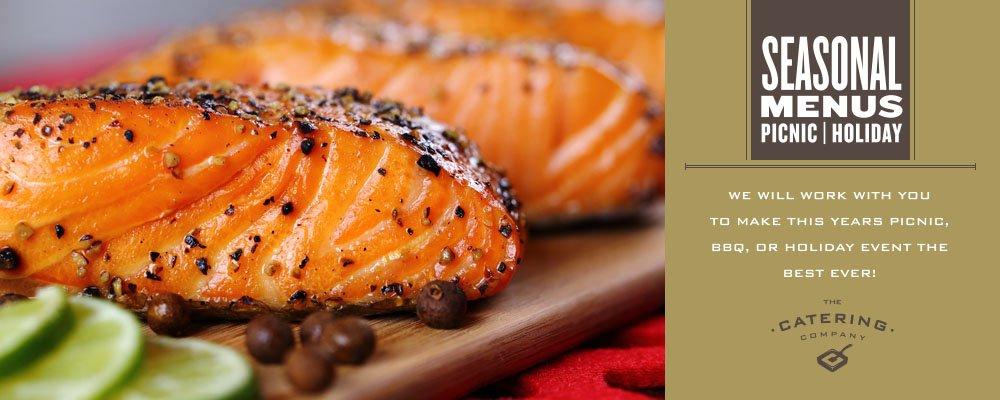 Best Seattle Caterers: Seasonal Menus Picnic, Holiday