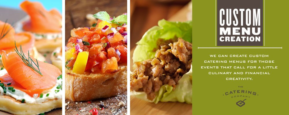We are the seattle caterer known for the quality of our for Catering companies