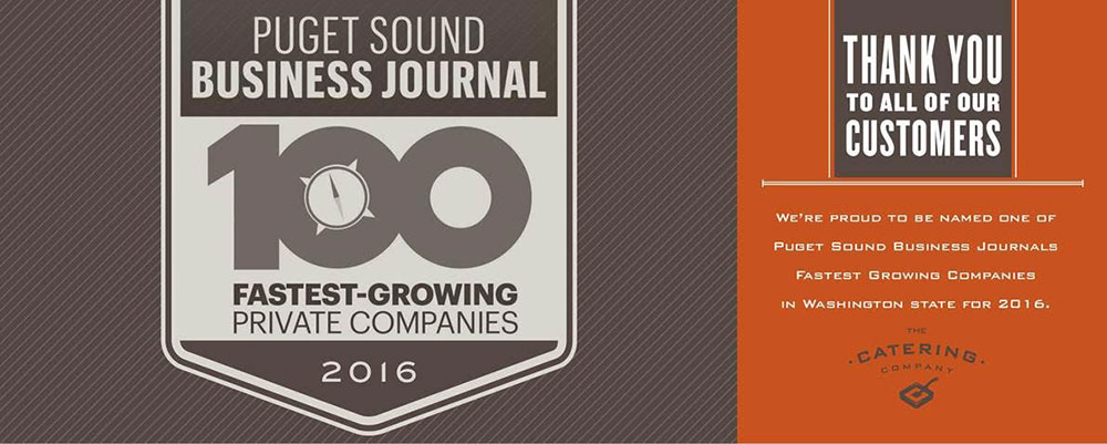 Business Journal Mention As Fastest Growing Company Banner Image